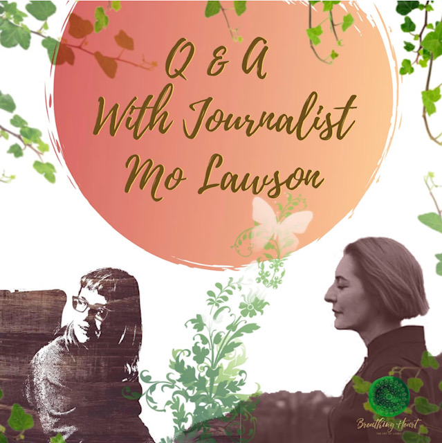 Interview with journalist Mo Lawson