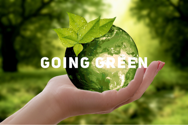 Going Green – Spring Cleaning Tips That Are Good for the Earth