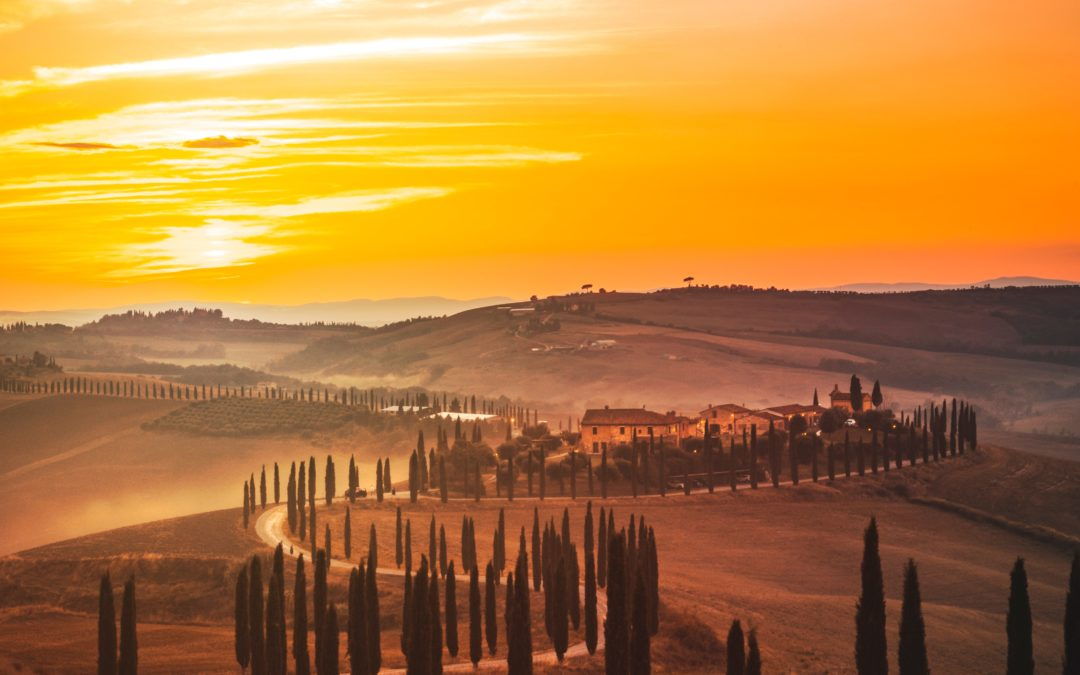 How do you fancy a bit of Tuscany