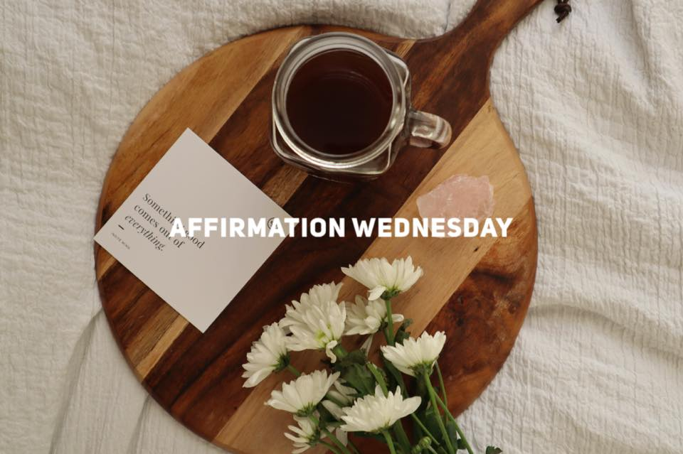 Affirmations Wednesday To Harness The Energy of the Eclipses